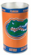 Florida Gators Metal Wastebasket