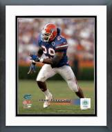 Florida Gators Mike Peterson 1998 Action Framed Photo