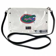Florida Gators Clear Envelope Purse