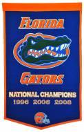 Winning Streak Florida Gators NCAA Football Dynasty Banner