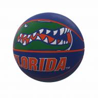 Florida Gators Official Size Rubber Basketball