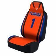 Florida Gators Orange Jersey Universal Bucket Car Seat Cover