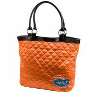 Florida Gators Orange NCAA Quilted Tote Bag