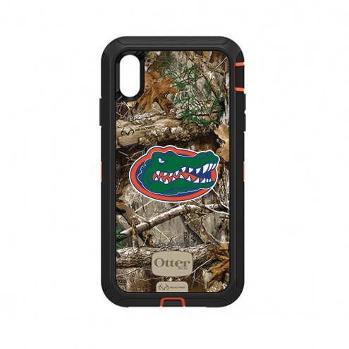 Florida Gators OtterBox iPhone XS Max Defender Realtree Camo Case