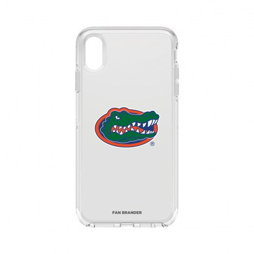 Florida Gators OtterBox iPhone XS Max Symmetry Clear Case