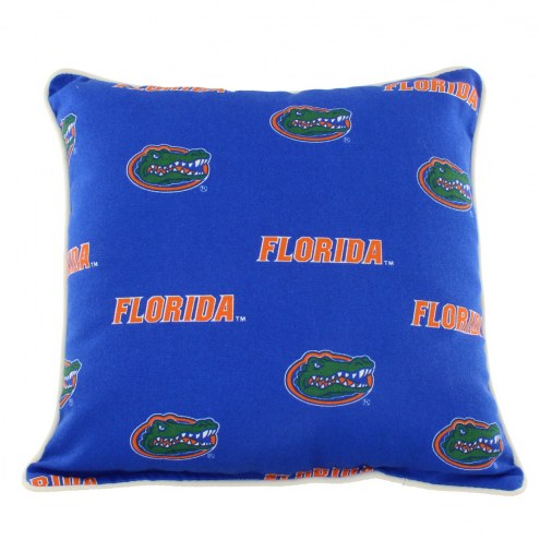 Florida Gators Outdoor Decorative Pillow