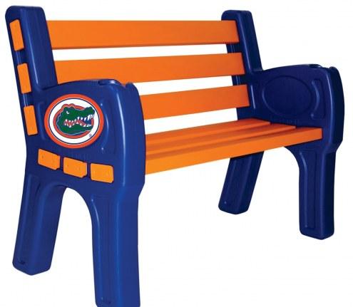 Florida Gators Park Bench
