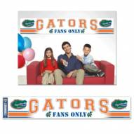 Florida Gators Party Banner