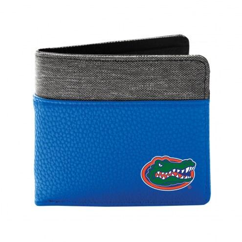 Florida Gators Pebble Bi-Fold Wallet