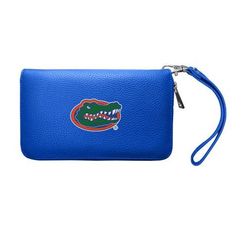 Florida Gators Pebble Organizer Wallet