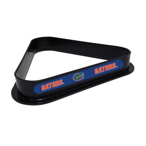 Florida Gators Pool 8 Ball Rack