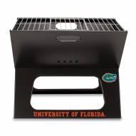 Florida Gators Portable Charcoal X-Grill