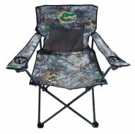 Florida Gators RealTree Camo Tailgating Chair