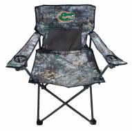 Florida Gators RealTree Camo Tailgating Chair