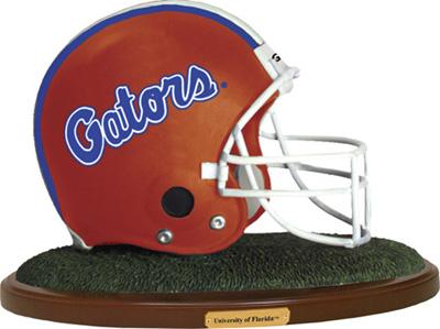 Florida Gators Collectible Football Helmet Figurine