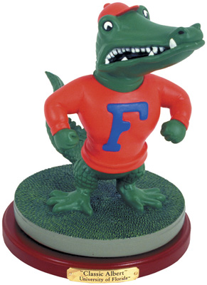 Florida Gators Collectible Mascot Figurine
