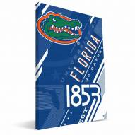 Florida Gators Retro Canvas Print