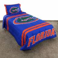 Florida Gators Reversible Comforter Set