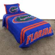 Florida Gators Reversible Comforter Set