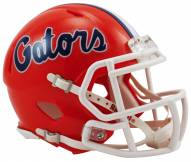Florida Gators Riddell Speed Mini Collectible Football Helmet
