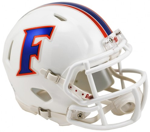 Florida Gators Riddell Speed Mini Collectible White Football Helmet