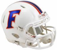 Florida Gators Riddell Speed Mini Collectible White Football Helmet