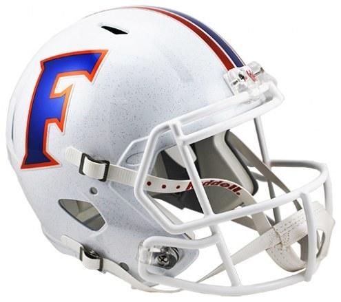 Florida Gators Riddell Speed Collectible White Football Helmet