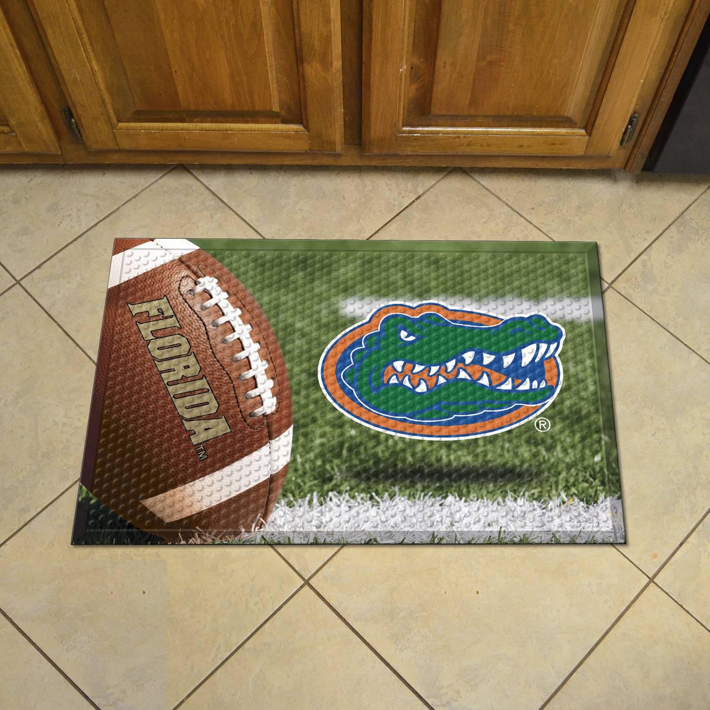Florida Gators Scraper Door Mat
