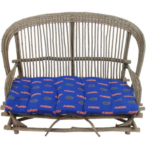 Florida Gators Settee Chair Cushion
