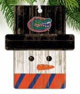 Florida Gators Snowman Ornament