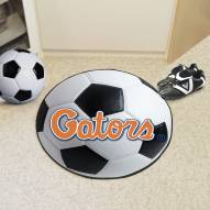 Florida Gators Soccer Ball Mat