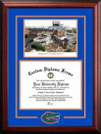 Florida Gators Spirit Graduate Diploma Frame
