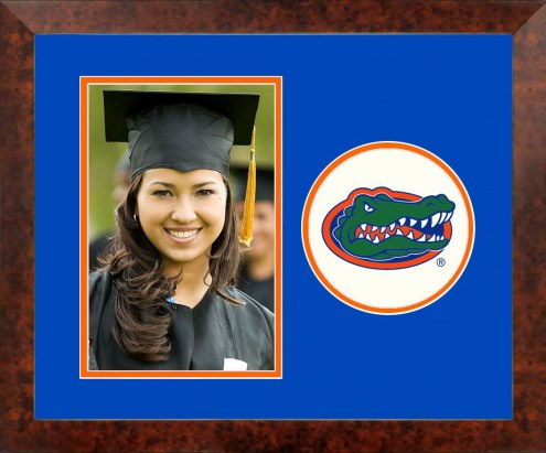 Florida Gators Spirit Vertical Photo Frame