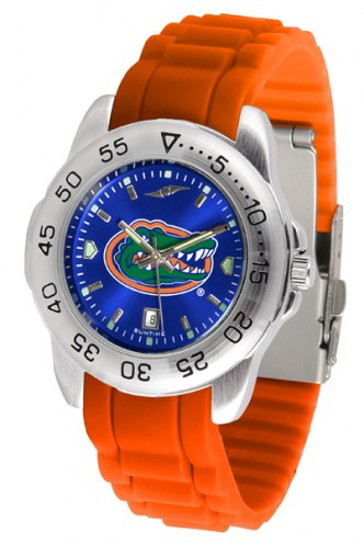 Florida Gators Sport Silicone Men's Watch