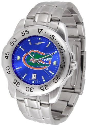 Florida Gators Sport Steel AnoChrome Men's Watch