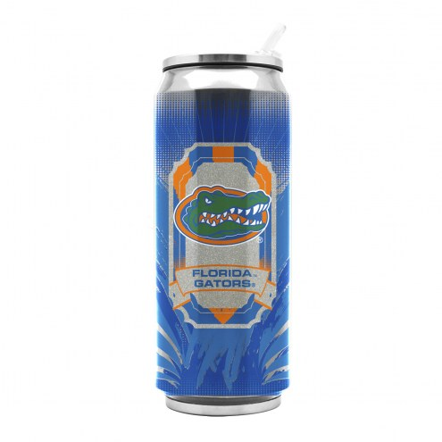 Florida Gators Stainless Steel Thermo Can