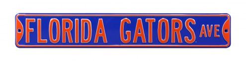 Florida Gators Street Sign