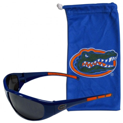 Florida Gators Sunglasses and Bag Set