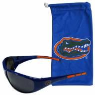 Florida Gators Sunglasses and Bag Set