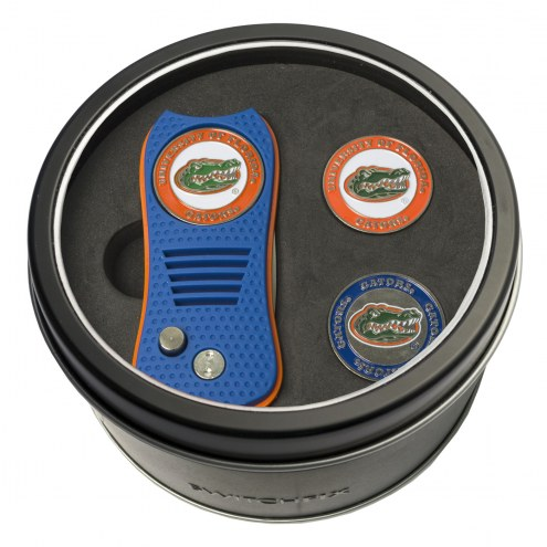 Florida Gators Switchfix Golf Divot Tool & Ball Markers