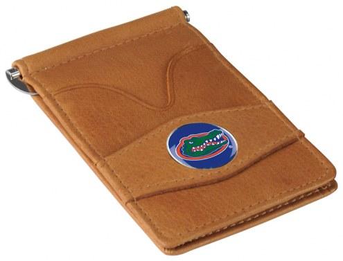 Florida Gators Tan Player's Wallet