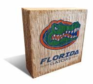 Florida Gators Team Logo Block