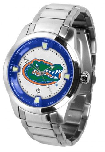 Florida Gators Titan Steel Men's Watch