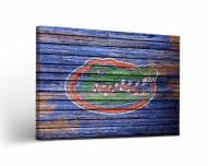 Florida Gators Weathered Canvas Wall Art
