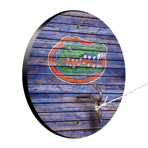 Florida Gators Weathered Design Hook & Ring Game