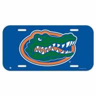 Florida Gators License Plate