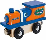 Florida Gators Wood Toy Train