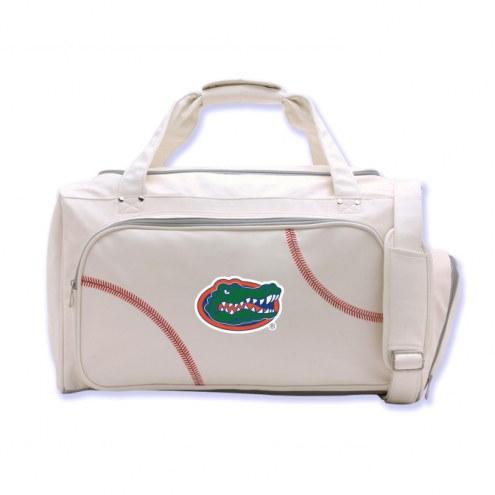 Florida Gators Baseball Duffel Bag