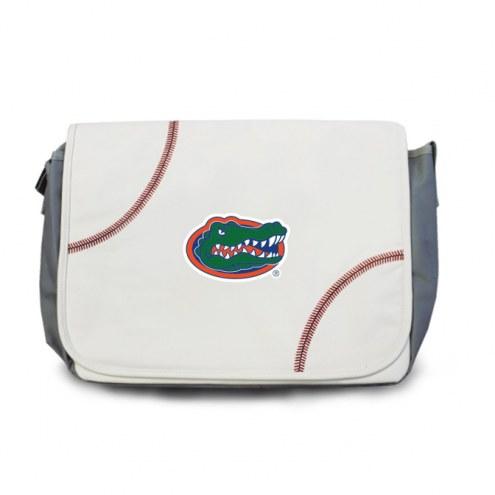 Florida Gators Baseball Messenger Bag