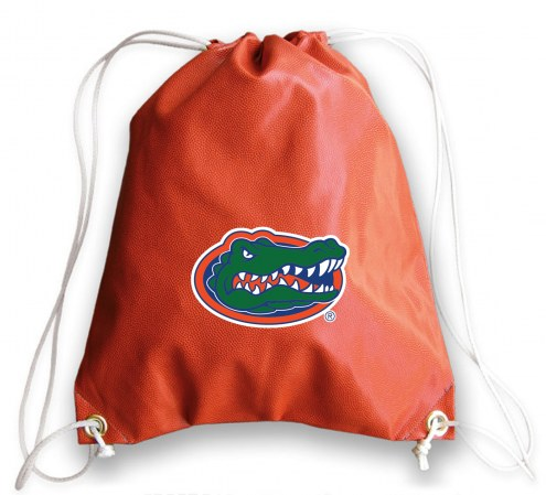 Florida Gators Basketball Drawstring Bag